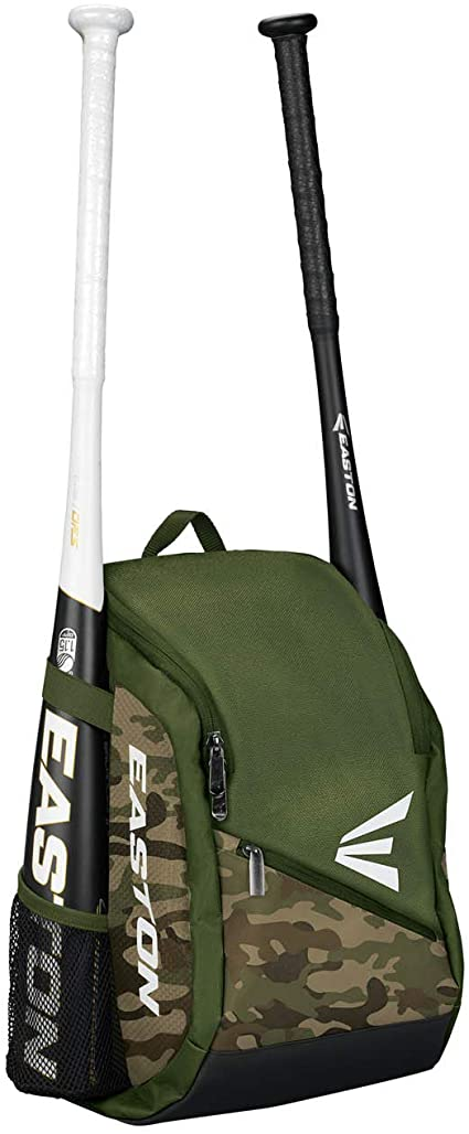 Easton A159038 Youth Game Ready Backpack Baseball//Softball Various Colors