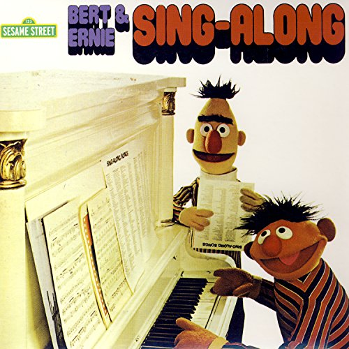 - Sesame Street: Bert And Ernie Sing-Along