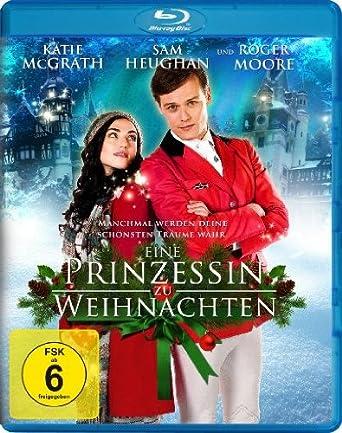 Eine Prinzessin Zu Weihnachten.Eine Prinzessin Zu Weihnachten Blu Ray Amazon De Roger