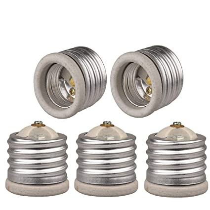 Peachy Onite 5Pcs E39 To E26 Light Bulb Adapter For Antique Floor Lamp Wiring 101 Capemaxxcnl