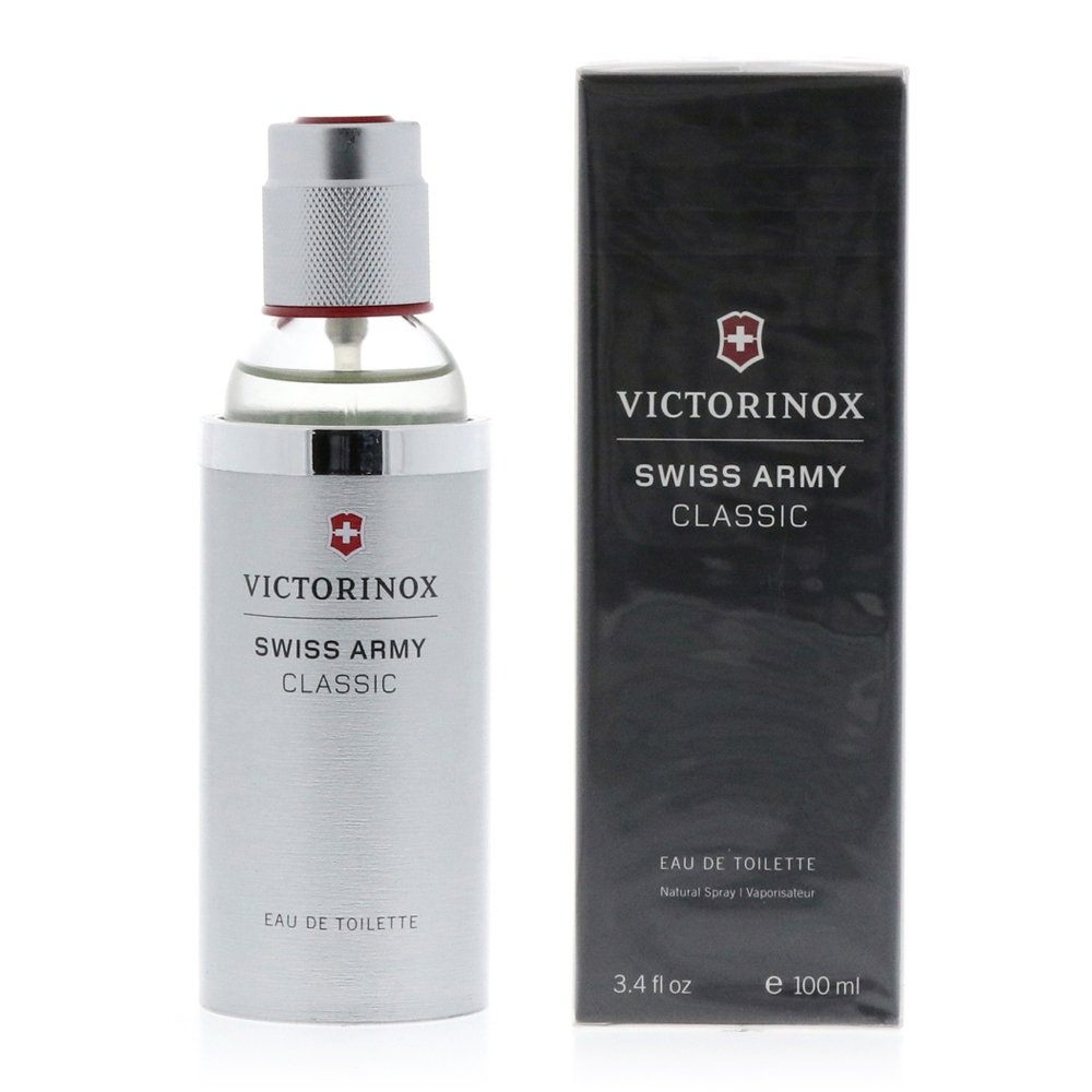Victorinox Swiss Army Classic Eau de Toilette Spray 100 Milliliter: Amazon.es: Belleza