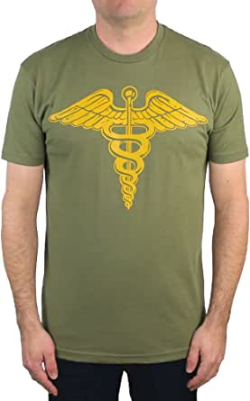 Cult Classic Shirts Caduceus T-Shirt