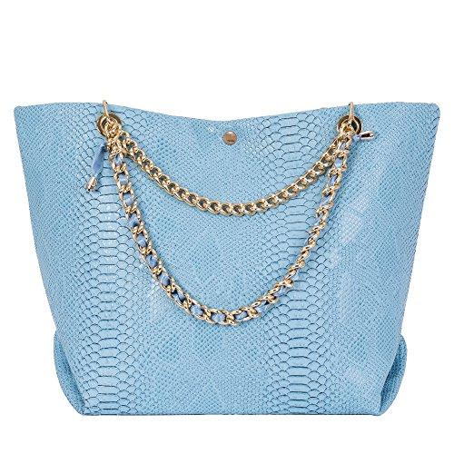 Wonderbag Borsa donna modello Blue Sky Descuento Oficial cHNoJ
