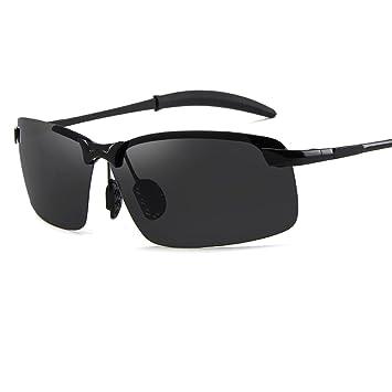 53a5c8d63 Easy Go Shopping Gafas de Sol polarizadas para Hombre Gafas de Sol para el  Coche para Hombres (Color : NO.1): Amazon.es: Deportes y aire libre