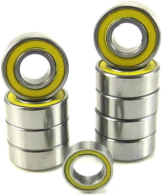 Tamiya Blitzer Beetle sealed Bearing set Quality RC Ball Bearings