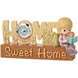 Precious Moments Home Sweet Home Clock