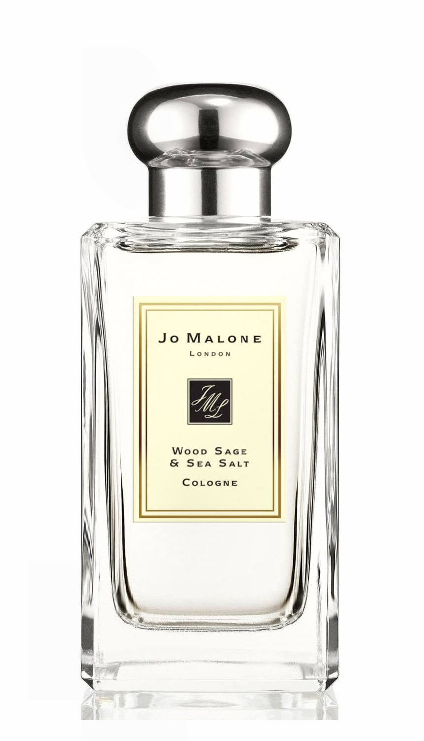 Brand New Jo Malone London Wood Sage & Sea Salt Cologne 3.4 oz / 100 ml