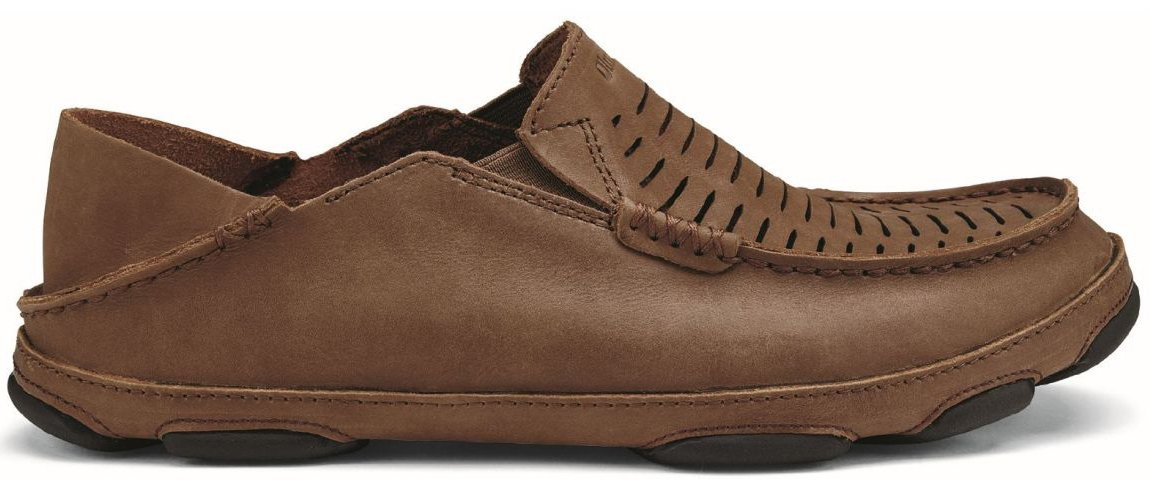 Olukai Moloa Kohana II Shoes - Men's Rum/Rum 11