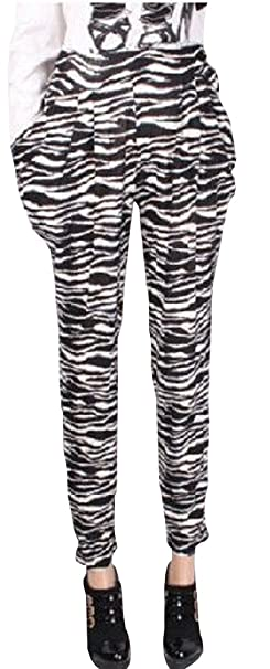 Amazon.com: HIP HOP Harem Baggy – Pantalones para hombre ...