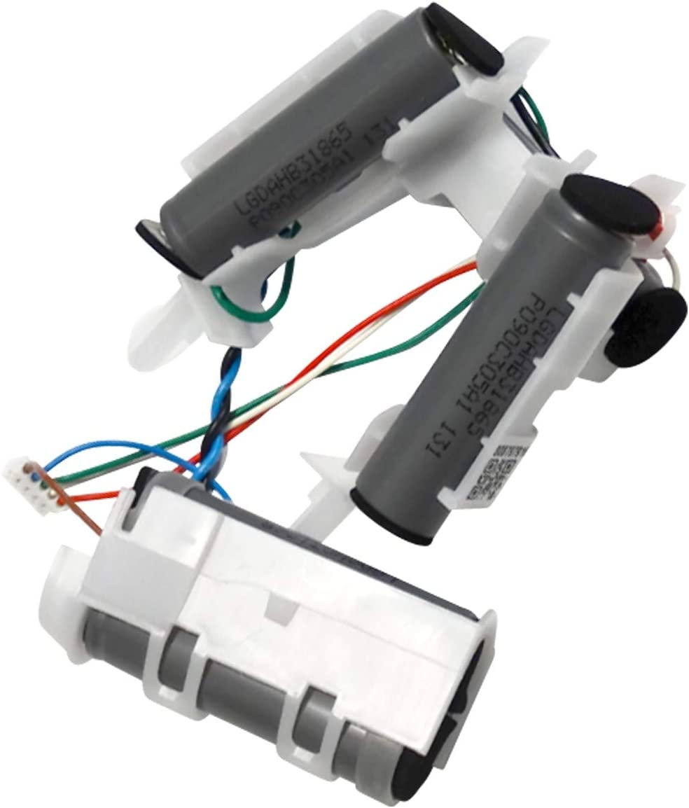 Electrolux 140055192540 - Batería de ion de litio para aspirador Electrolux (140055192540): Amazon.es: Electrónica