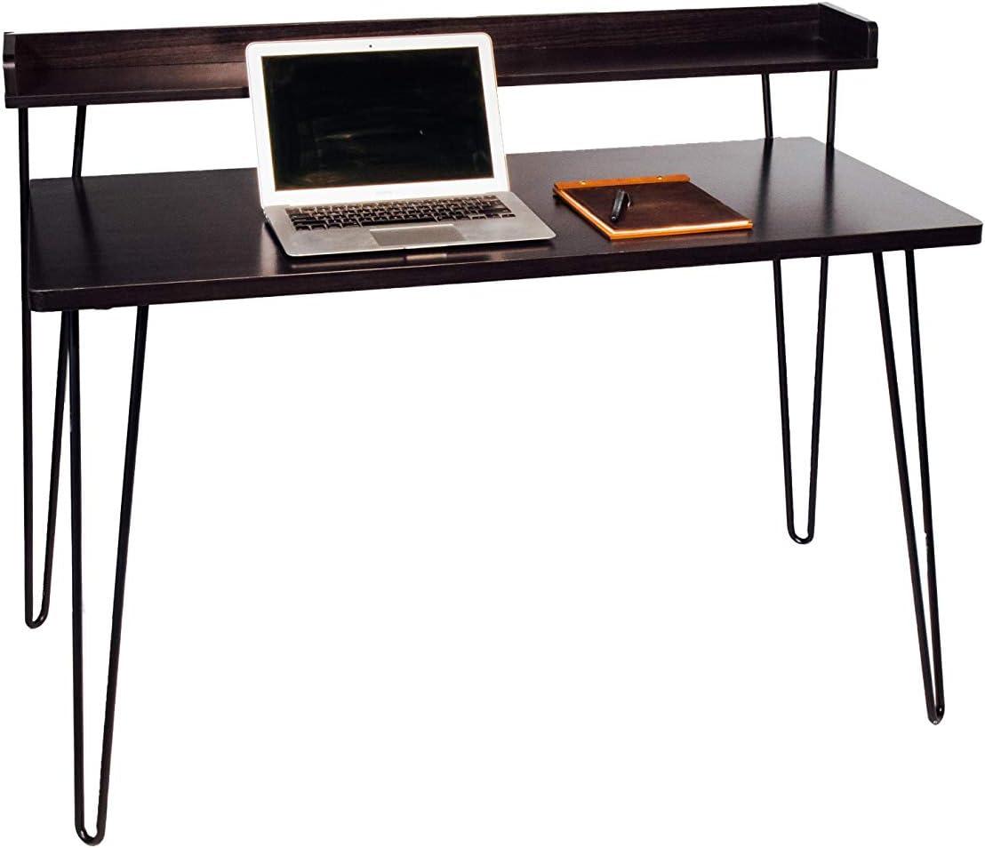 OneSpace 50-2003ES Avalon Simple, Espresso Computer Desk