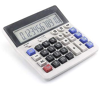 Calculadora Calculadora de voz Teclado de computadora grande ...