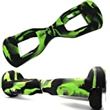 Digital art Hoverboard Skin Case Cover Silicone Scratch Protector for 6.5 Inch 2 Wheels Self Balancing Scooter Balance Scooter