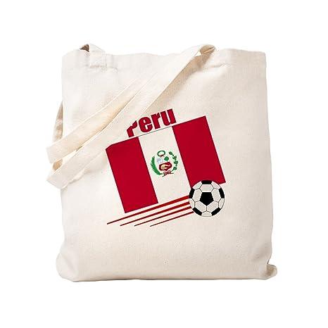 Amazon.com: CafePress – Perú equipo de fútbol – Gamuza de ...