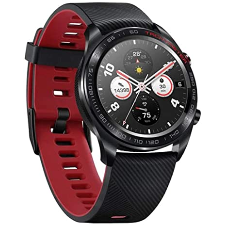 Huawei Honor Watch Magic Smart Watch,Cimaybeauty Silicone Strap Wristband,Multiple Sports Modes,Heart Rate Monitor,All-Day Pressure Manager,Alipay/NFC ...