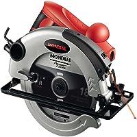 Serra Circular Elétrica 1200W 5000 Rpm Fsc-01 Mondial - 110V