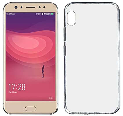 official photos ed9e2 f563e Newlike Coolpad Note 6 Case Cover , Coolpad Note 6 Back: Amazon.in ...