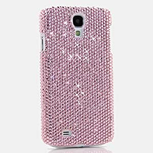 Galaxy NOTE 8 Case, [Premium Handmade Quality] Bling Genuine Crystals Protective Case Cover for Samsung Galaxy NOTE 8 [by Luxaddiction] Baby Pink Crystals Design