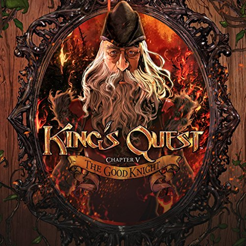 King's Quest - Chapter 5: The Good Knight - PS4 [Digital Code]