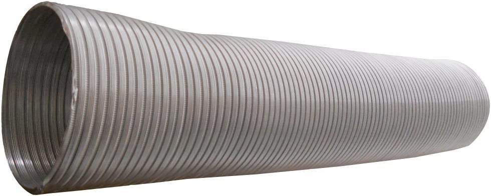 Speedi-Products EX-AF 6120 6-Inch Diameter by 10-Feet Aluminum Flex Pipe