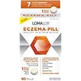 Eczema Pill, All Natural Skin Clearing Minerals - Steroid Free - Dermatologist Developed For Children & Adults, Natural…
