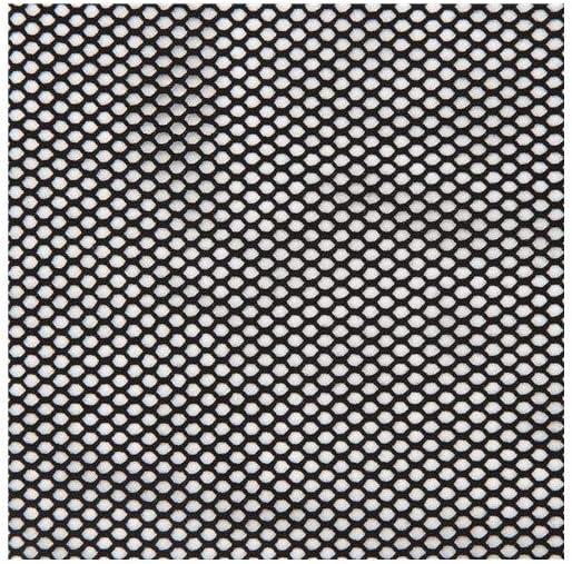 Tela de malla negra de algodón: Amazon.es: Amazon.es