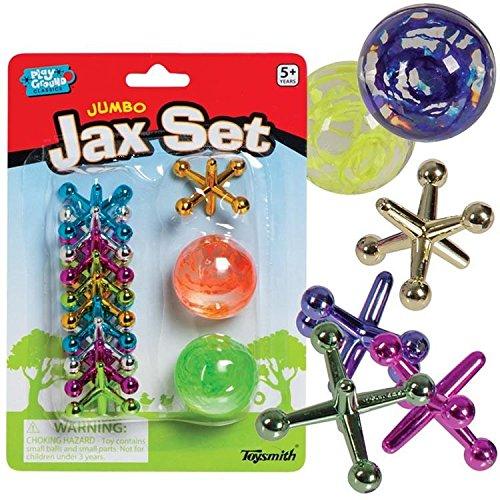 Toysmith Jumbo Jax Set Review and Comparison