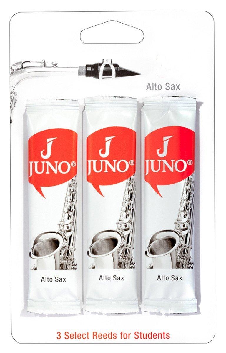 Vandoren, confezione da 3 ance Juno per sassofono contralto, forza 2,5