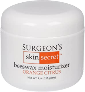 product image for Surgeon's Skin Secret Beeswax Moisturizer 4 Oz Jar - Orange Citrus