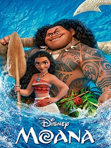 Moana (2016) (Theatrical Version) by