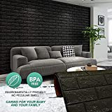 Wasait 3D Wall Panels for Interior Wall Decor 57.5