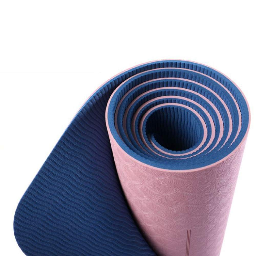 ZMJY Estera cómoda de Yoga Antideslizante, 183 * 61Cm ...