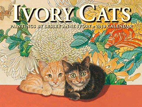 Ivory Cats 2018 Calendar (History Of The Teddy Bear)