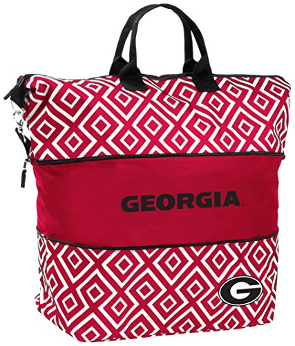 - NCAA Georgia Women's DD Expandable Tote Bag
