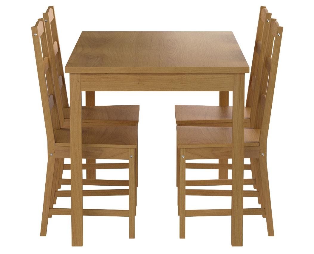 Ikea Dining Table and 9 Chairs  Amazon.de Home & Kitchen