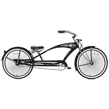 Micargi Gts Beach Cruiser Bike Black Puma 26 Inch
