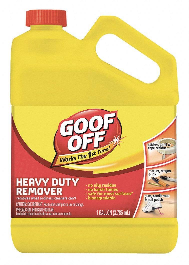Heavy Duty Remover, 1 gal, Bottle