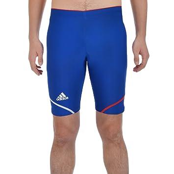 begrenzter Verkauf klar in Sicht unverwechselbares Design adidas Performance - Herren Laufhose - kurz - Blau