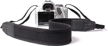 DURAGADGET Correa De Cuello Seguro para Canon EOS 7D, Canon EOS ...