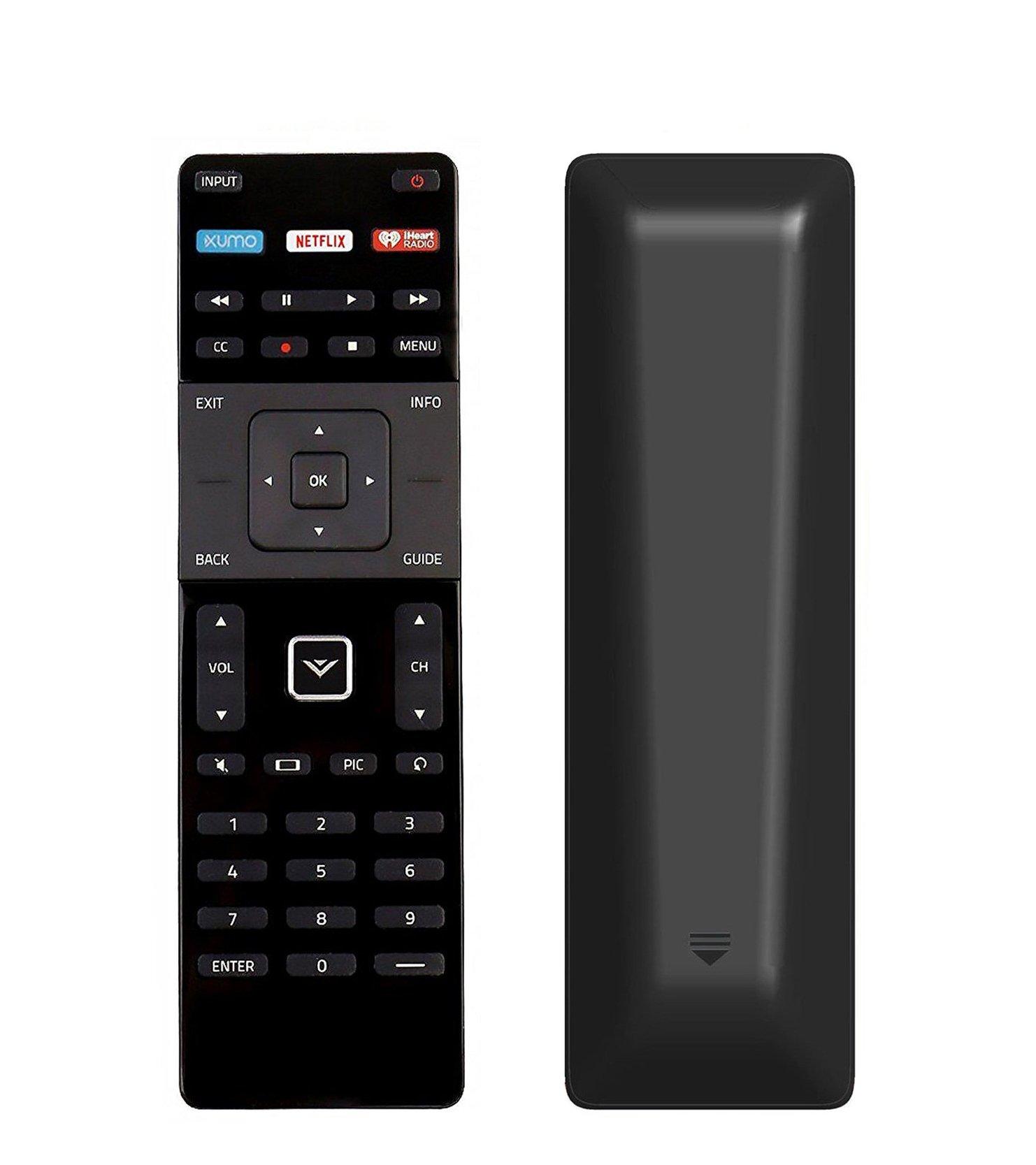 Control Remoto Xrt122 Vizio Tv E32 C1 E32h C1 E40 C2 E40x...