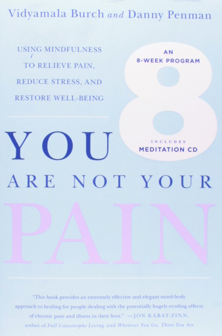 you are not your pain using mindfulness to relieve pain reduce