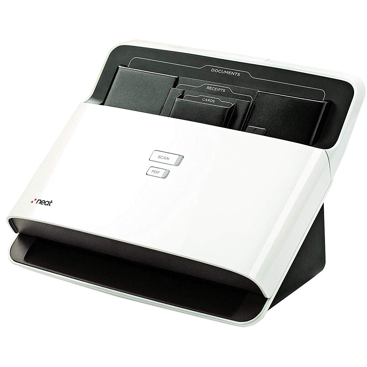 NeatDesk Desktop Document Scanner and Digital Filing System for PC and Mac