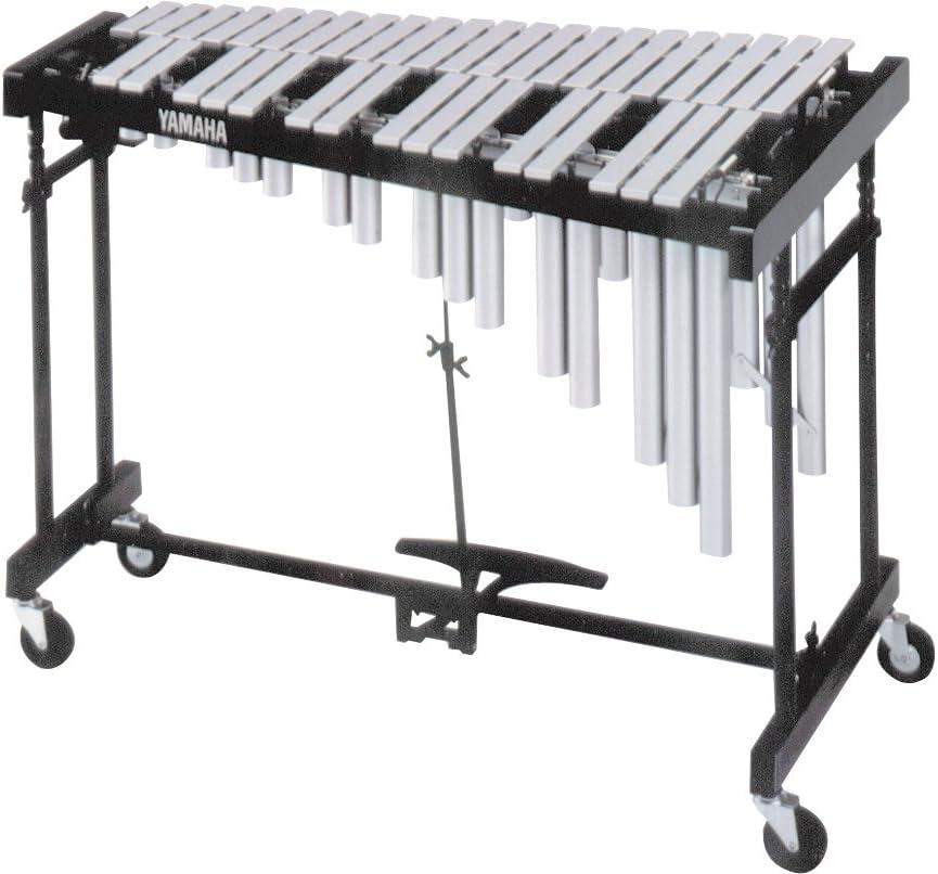 Yamaha 3-octave estándar plata Vibráfono con funda: Amazon.es: Instrumentos musicales