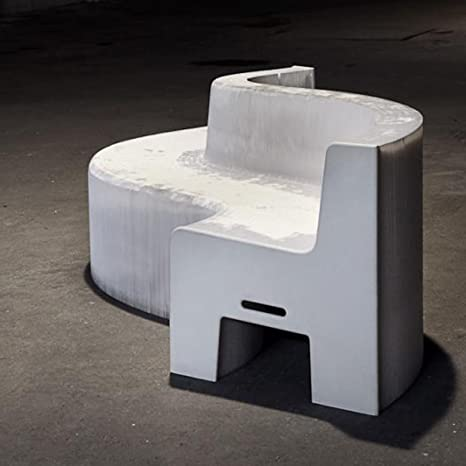 Flexible Love sofá Plegable de cartón White 16: Amazon.es: Hogar