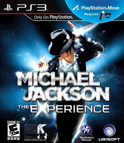 Michael Jackson The Experience - Playstation 3 (Ps3 Dance Games)