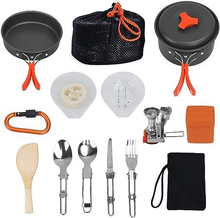 XGTsg Mini Horno De Gas Portátiles, Cocinas De Camping ...