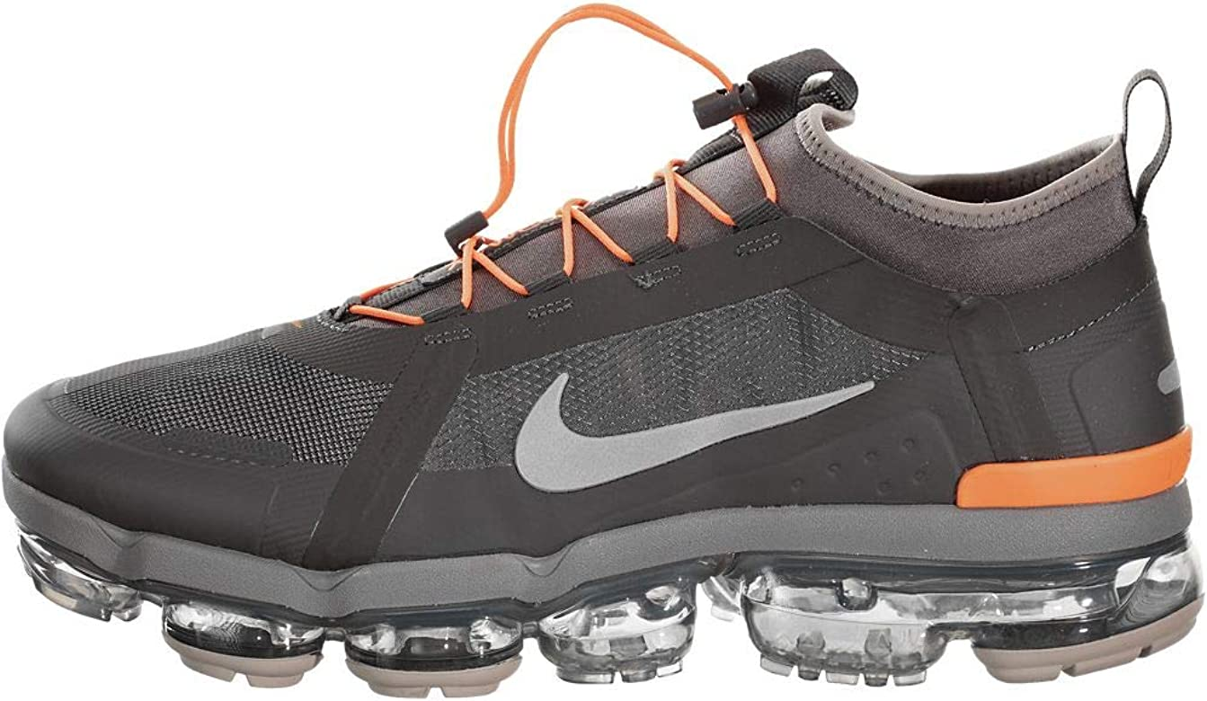 Nike Air Vapormax 2019 Utility, Zapatillas de Running Hombre, Thunder Grey/Reflect Silver/Gunsmoke, 45.5 EU: Amazon.es: Zapatos y complementos