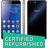 (Certified REFURBISHED) Honor 6 Plus (Black, 32GB)