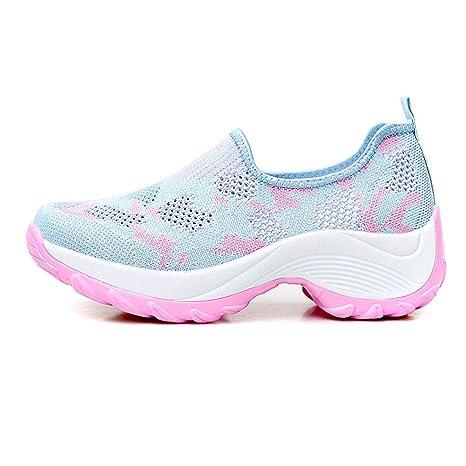 Tincocen Mujer Zapatillas Running Aire Libre Caminatas ...