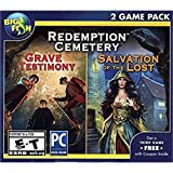 Redemption Cemetery GRAVE TESTIMONY + SALVATION OF THE LOST Hidden Object PC Game